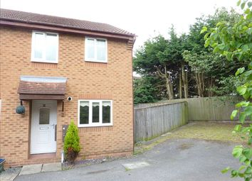 Thumbnail 2 bed end terrace house for sale in Victory Way, Laceby Acres, Grimsby