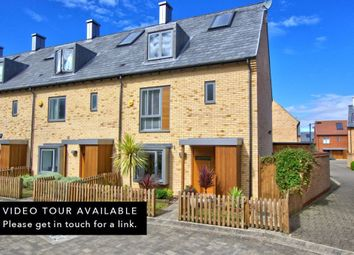 Thumbnail 4 bed town house for sale in 47 Spring Drive, Trumpington, Cambridge
