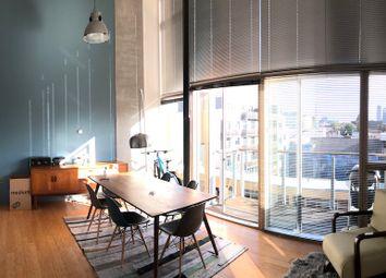 Thumbnail 2 bedroom flat to rent in Benyon Wharf, Kingsland Basin, Hackney