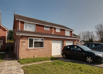 Thumbnail 3 bed semi-detached house to rent in Albion Drive, Trowbridge