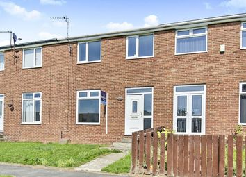 Thumbnail 3 bed terraced house to rent in Hylton Road, Ferryhill