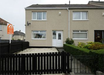 Thumbnail 2 bed end terrace house for sale in Tweed Avenue, Kirkcaldy, Fife