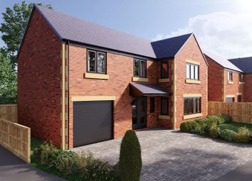 Thumbnail 5 bed detached house for sale in The Hollies, Welbeck Glade, Bolsover