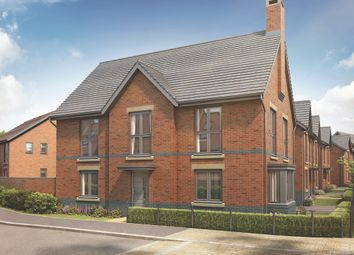 "Thumbnail 4 bed property for sale in ""The Somerton"" at Smisby Road, Ashby-De-La-Zouch"