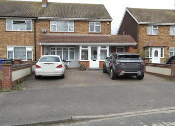 3 bed end terrace house for sale in Wokindon Road, Grays, Essex RM16