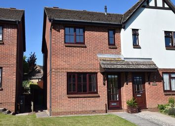 2 bed semi-detached house to rent in King Alfred Way, Newton Poppleford, Sidmouth EX10