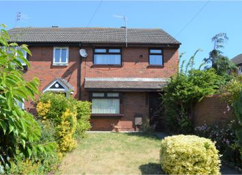 Thumbnail 3 bed end terrace house for sale in St. Oswalds Avenue, Prenton