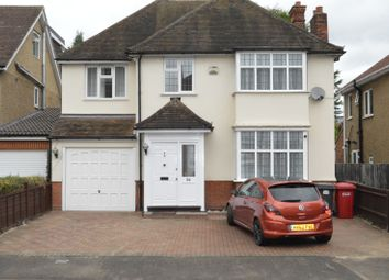 Thumbnail 5 bed detached house to rent in Upton Road, Slough, Berkshire.