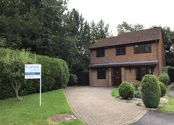 Thumbnail 4 bed detached house for sale in Hatch Warren, Basingstoke, Hampshire