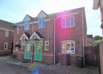 Thumbnail 3 bed semi-detached house for sale in Lichfield Road, Bracebridge Heath, Lincoln