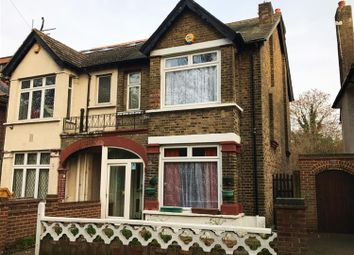 Thumbnail 3 bed semi-detached house for sale in Pinewood Road, Abbeywood, London