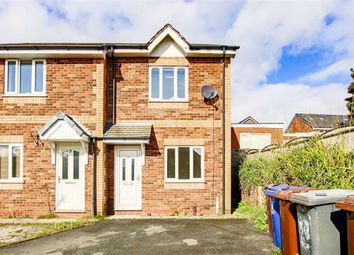 Thumbnail 2 bed semi-detached house for sale in Newmeadow Close, Blackburn