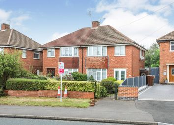 Thumbnail 3 bed semi-detached house for sale in Braces Lane, Marlbrook, Bromsgrove