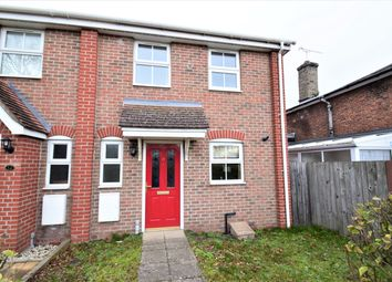 Thumbnail 2 bed end terrace house for sale in Bakers Mill, Elmswell, Bury St. Edmunds