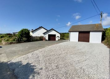 Thumbnail 3 bed bungalow for sale in St. Minver, Wadebridge