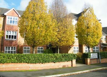Thumbnail 2 bed flat for sale in Eccleston Court, Harthill Close, Northwich, Cheshire