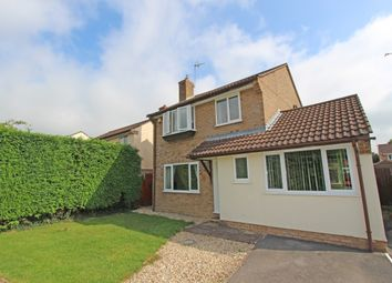 Thumbnail 3 bed detached house for sale in Lime Crescent, Willand