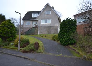 Thumbnail 5 bed detached house for sale in Kilruskin Drive, West Kilbride