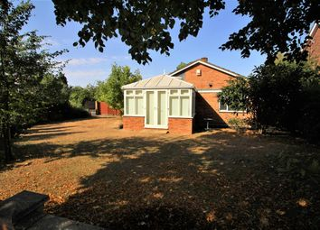 Thumbnail 4 bed bungalow for sale in Brickhill Drive, Bedford