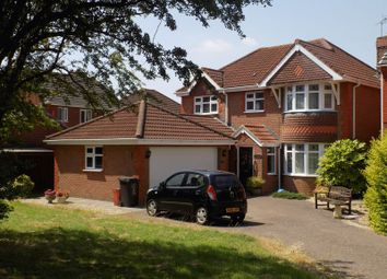 Thumbnail 4 bed detached house for sale in Sandstone Road, Swindon