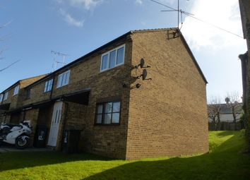 Thumbnail 2 bed flat for sale in Brook Street, Raunds, Wellingborough