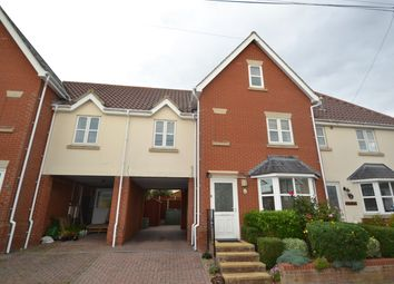 Thumbnail 3 bed town house for sale in Third Avenue, Walton On The Naze