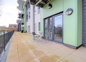 Thumbnail 2 bed flat for sale in Stanford Close, Penkridge, Stafford