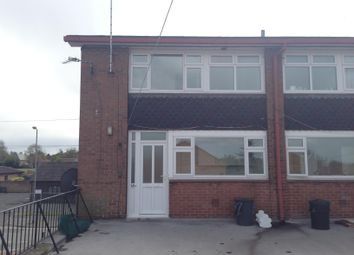 Thumbnail 2 bed flat to rent in Bodmin Avenue, Stafford