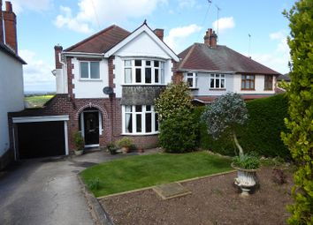 Thumbnail 3 bed detached house for sale in Hopwood, Bretby Lane, Bretby