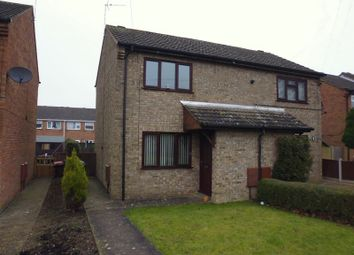 Thumbnail 2 bed semi-detached house to rent in Rivehall Avenue, Welton, Lincoln