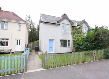 Thumbnail 2 bed semi-detached house to rent in Strathmore Road, Hinckley