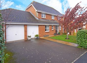4 bed detached house for sale in Farm House Rise, Exminster, Exeter EX6