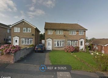 Thumbnail 3 bed semi-detached house to rent in Hunters Park Avenue, Clayton, Bradford