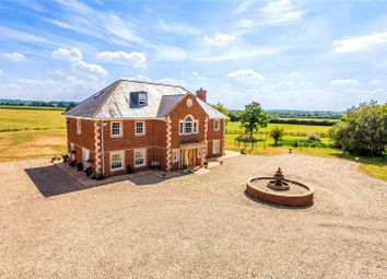 Thumbnail 5 bedroom detached house for sale in Marlborough Road, Royal Wootton Bassett, Swindon, Wiltshire