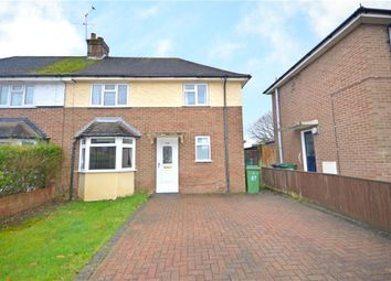 3 bed semi-detached house for sale in South Ham Road, Basingstoke, Hampshire RG22