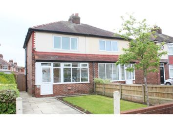 Thumbnail 2 bed semi-detached house for sale in Ryburn Road, Ormskirk