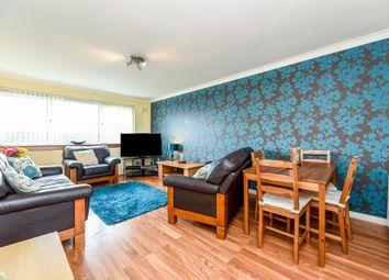 Thumbnail 3 bed flat for sale in York Way, Renfrew