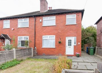Thumbnail 3 bedroom semi-detached house for sale in Deneside Crescent, Hazel Grove, Stockport, Greater Manchester