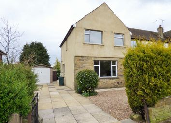 Thumbnail 3 bed property for sale in Brantcliffe Drive, Baildon, Shipley