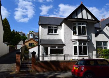 Thumbnail 4 bed end terrace house for sale in Glanbrydan Avenue, Uplands, Swansea