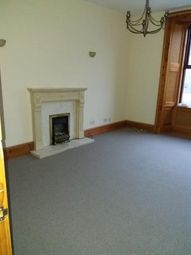 Thumbnail 4 bed flat to rent in Leslie Street, Blairgowrie