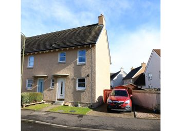 Thumbnail 3 bed end terrace house for sale in Hillside Grove, Bo'ness