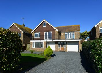 Thumbnail 6 bed detached house to rent in Marine Crescent, Goring By Sea