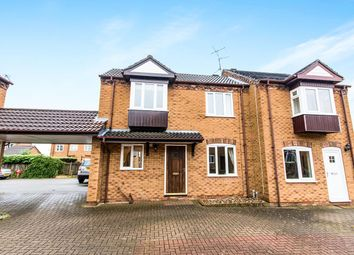 Thumbnail 2 bed semi-detached house to rent in Aima Court, Nettleham, Lincoln
