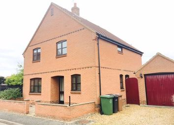 Thumbnail 3 bed property to rent in Williman Close, Heacham, Kings Lynn