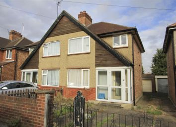 Thumbnail 3 bed semi-detached house for sale in Harvey Road, Hillingdon, Uxbridge