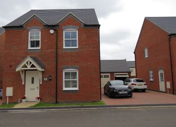 Thumbnail 3 bed semi-detached house for sale in Burton Street, Tutbury, Burton-On-Trent