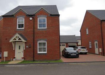 Thumbnail 3 bed semi-detached house for sale in Burton Street, Tutbury, Burton-On-Trent