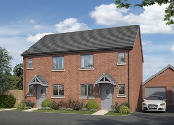 Thumbnail 2 bed semi-detached house for sale in Ariconium Place, Weston-Under-Penyard