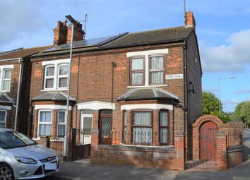 Thumbnail 2 bed end terrace house for sale in York Road, King's Lynn